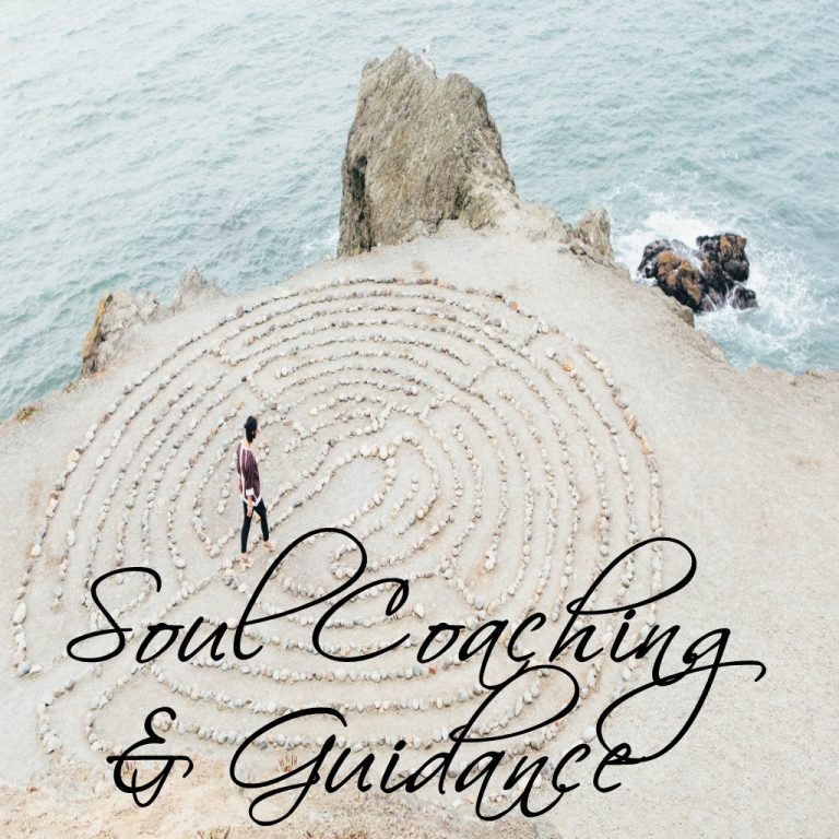 soul coaching and guidance banner image